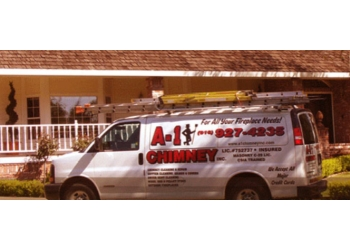 Sacramento chimney sweep A-1 Chimney & Home Services
