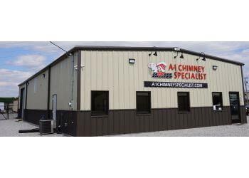 Huntsville chimney sweep A-1 Chimney Specialist