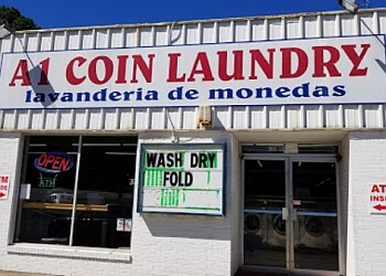 Columbus dry cleaner A1 Coin Laundry