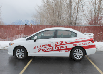 Salt Lake City driving school A-1 Driving School