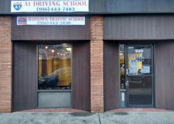 Sacramento driving school A1 Driving School Inc.