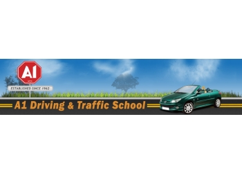 Huntington Beach driving school A1 Driving and Traffic School