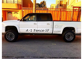 San Francisco fencing contractor A-1 Fence