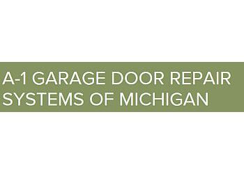 Detroit garage door repair A-1 Garage Door Repair Systems of Michigan