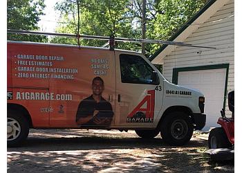 Wichita garage door repair A1 Garage Door Service