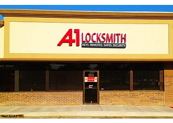 Fort Worth locksmith  A-1 Locksmith