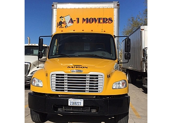 Des Moines moving company A-1 Movers