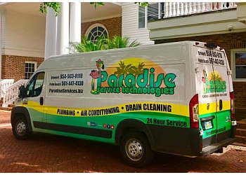 Fort Lauderdale plumber A1 Paradise Plumbing & Air Conditioning