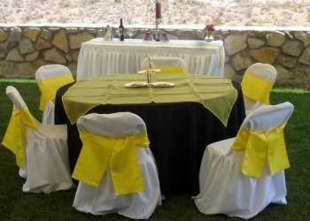 El Paso event rental company A1 Party Rentals
