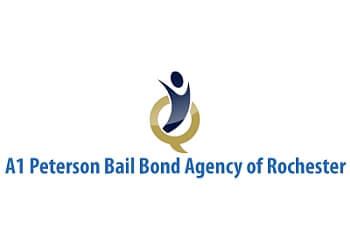 Rochester bail bond A1 Peterson Bail Bond Agency of Rochester