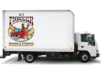 Salt Lake City moving company A1-Pioneer Moving & Storage
