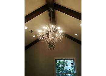 Houston electrician A1 Plus Electrical