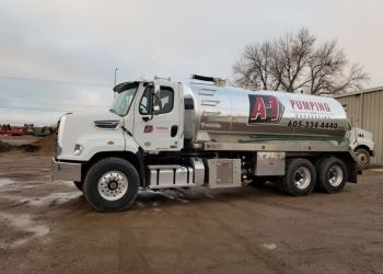 Sioux Falls septic tank service A-1 Pumping and Excavating