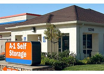 Concord storage unit A-1 Self Storage