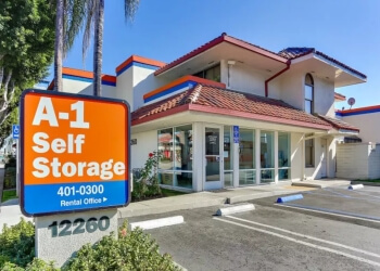 El Monte storage unit A-1 Self Storage