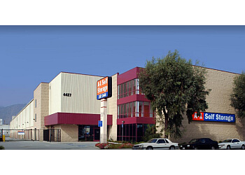 Glendale storage unit A-1 Self Storage