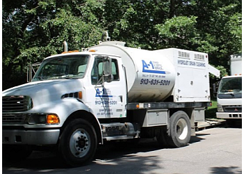 Kansas City septic tank service A-1 Sewer & Septic Service Inc.