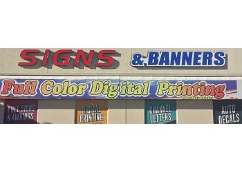 Dallas sign company A1 Sign & Graphics