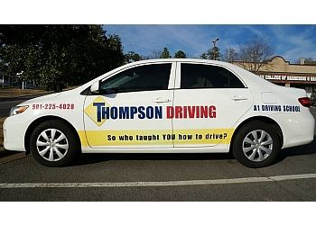 Little Rock driving school A1 Thompson Driving School