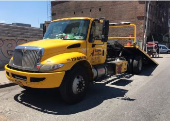 New York towing company A1 Towing NYC