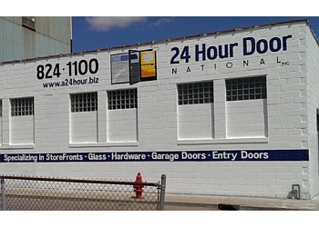 Buffalo garage door repair A-24 HOUR DOOR NATIONAL, INC.