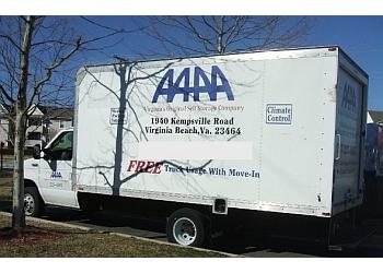 Virginia Beach storage unit AAAA Self Storage
