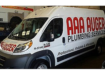 Irving plumber AAA AUGER Plumbing Services