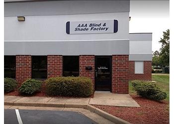 Virginia Beach window treatment store AAA Blind & Shade Factory