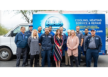 Scottsdale hvac service AAA Cooling Specialists