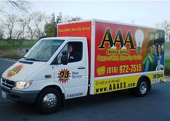 Sacramento electrician AAA Electrical Services Inc