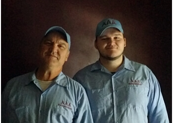Kansas City pest control company AAA Exterminators