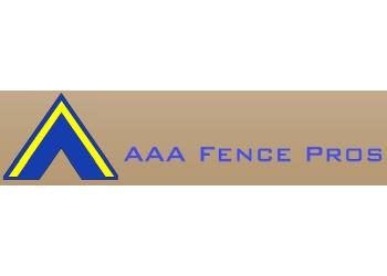 San Antonio fencing contractor AAA Fence Pros