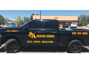 Arvada garage door repair AAA GARAGE DOORS