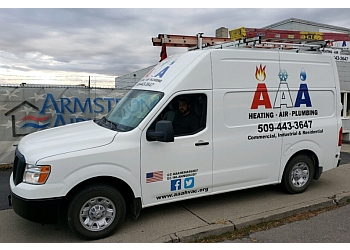Spokane hvac service AAA Heating, Air & Plumbing