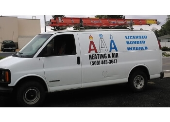 Spokane hvac service AAA Heating Air and Plumbing