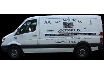 Bridgeport locksmith All American Locksmiths