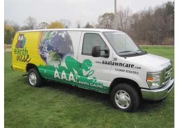 Grand Rapids lawn care service AAA Lawn Care
