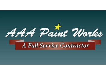 Worcester painter AAA Paintworks