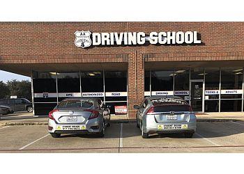 Irving driving school AA Adult Driving School