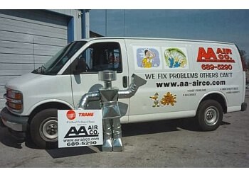 Knoxville hvac service AA Air Company