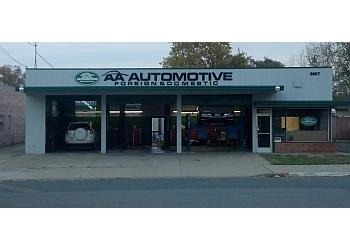 Concord car repair shop AA Automotive