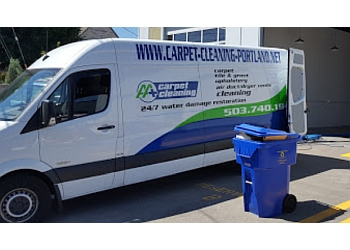 Portland carpet cleaner AA Carpet Cleaning