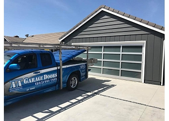 Oxnard garage door repair AA Garage Door
