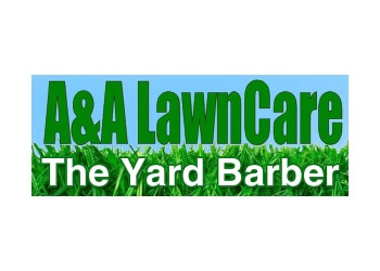 Rockford lawn care service A&A LawnCare