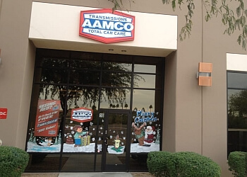 Peoria car repair shop AAMCO Transmissions & Total Car Care