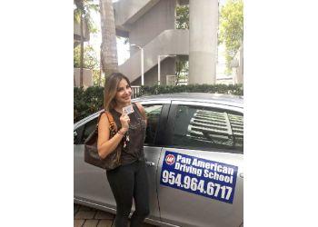 Hollywood driving school AAP Panamerican Driving School