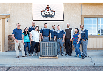 Colorado Springs hvac service A&A PROFESSIONAL COOLING & HEATING