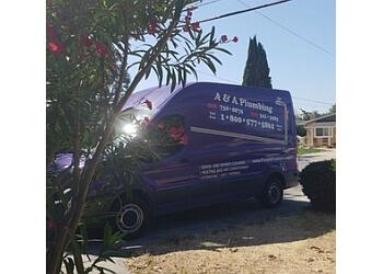 Sunnyvale plumber A & A Plumbing