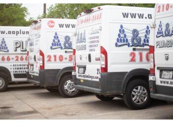 San Antonio plumber A & A Plumbing, LLC