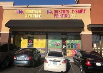 Las Vegas printing service AA Printing Service